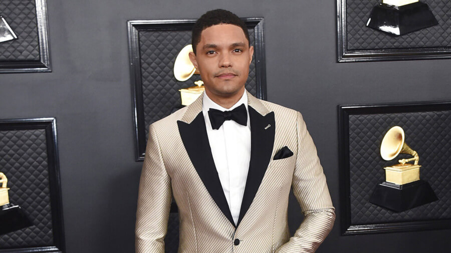 Trevor Noah set to host 63rd Grammy Awards
