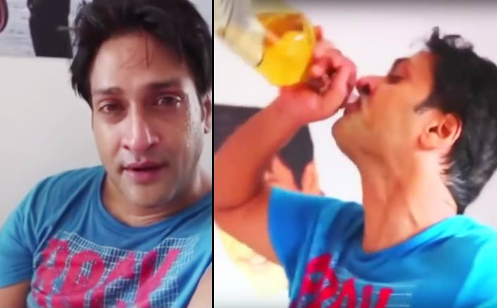 The family of actor Inder Kumar claimed that a suicide video showing is fake