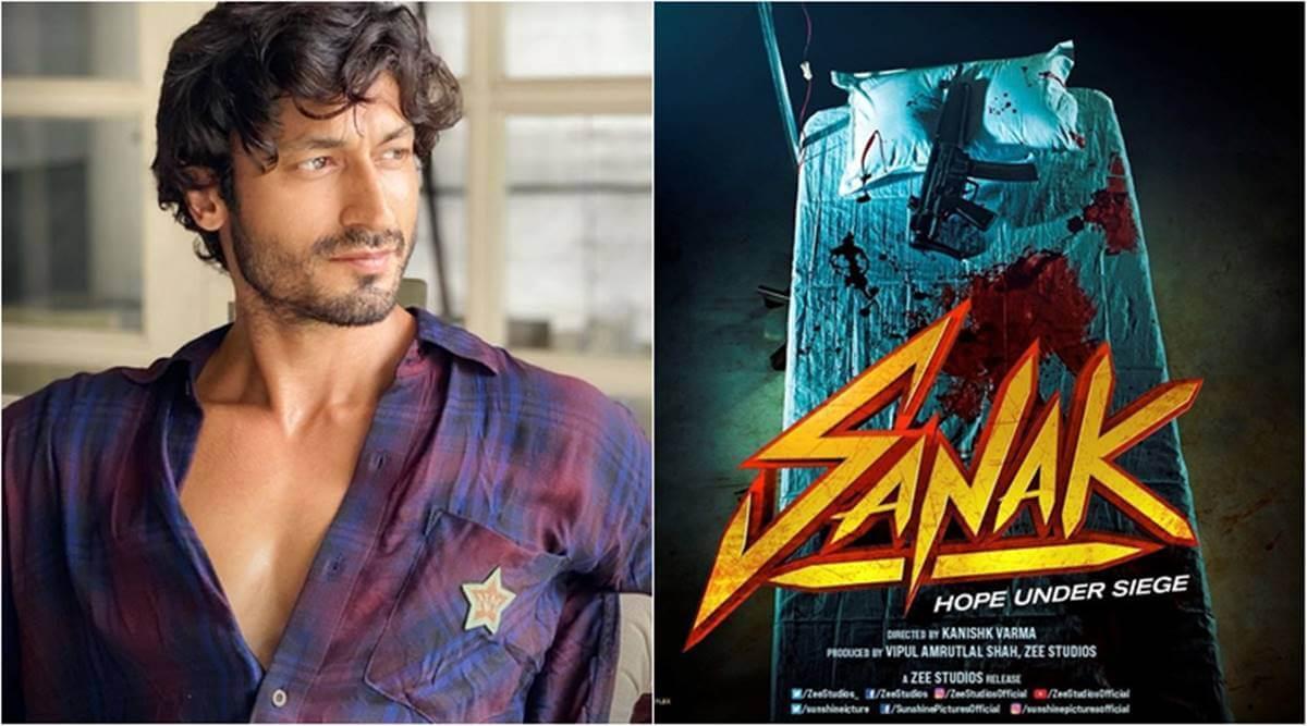 Vidyut Jammwal announce his next film, Sanak with Vipul Shah