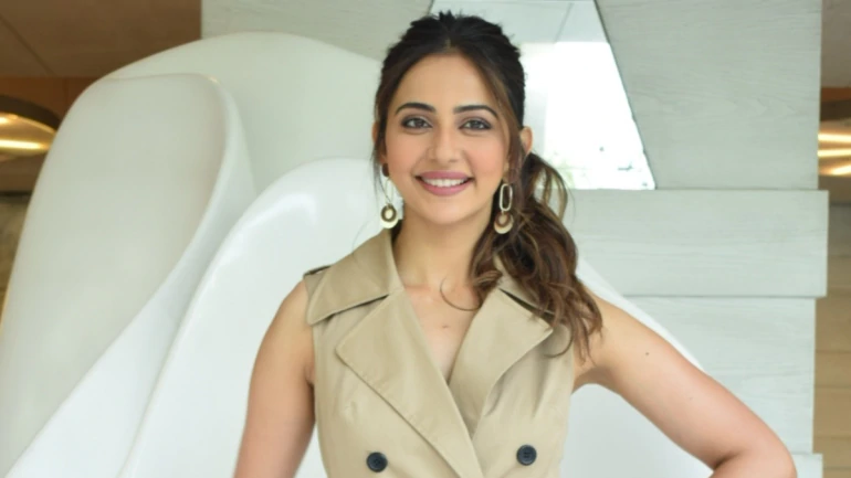 Actress Rakul Preet launches her YouTube channel, profits will go to the PM-Cares Fund