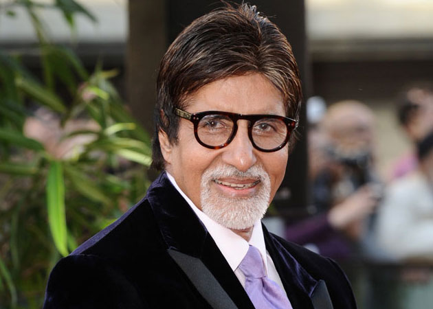 Amitabh Bachchan gets lifetime achievement award