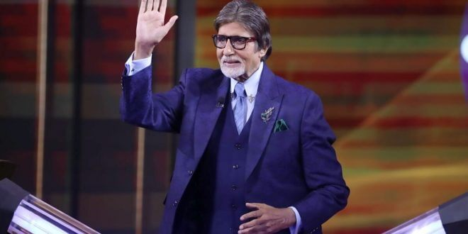 Amitabh Bachchan wraps up shooting of