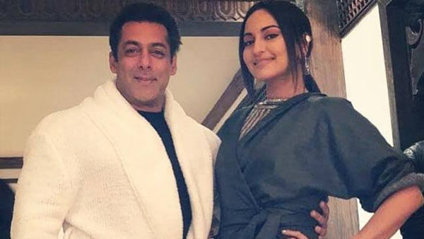 Salman is incredibly a grounded person: Sonakshi Sinha
