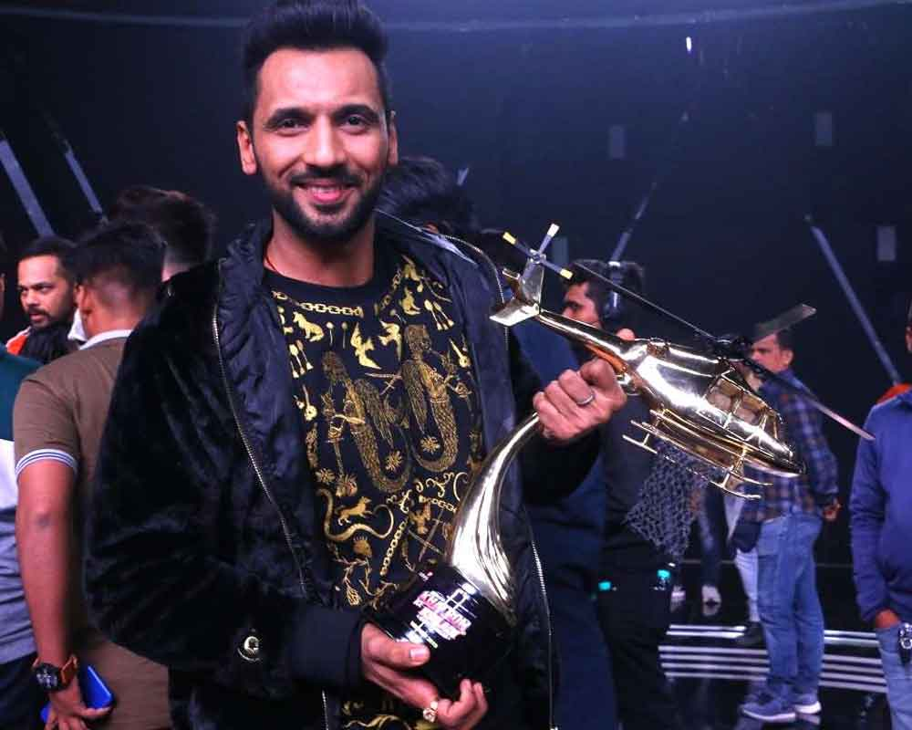 Punit Pathak wins
