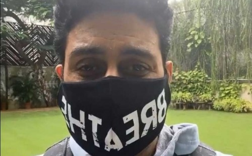 After recovery from COVID-19, Abhishek Bachchan resumes shoot of