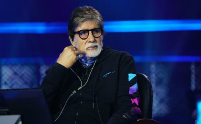 Not my age to do action scenes: Amitabh Bachchan