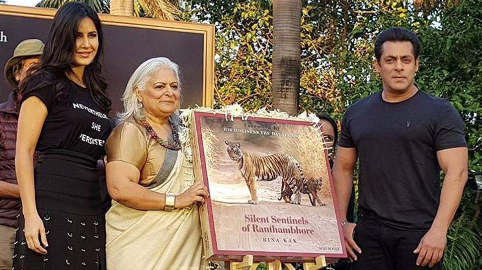 Salman Khan launches Bina Kak
