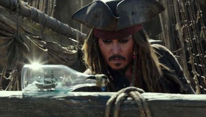 Johnny Depp regrets surprising