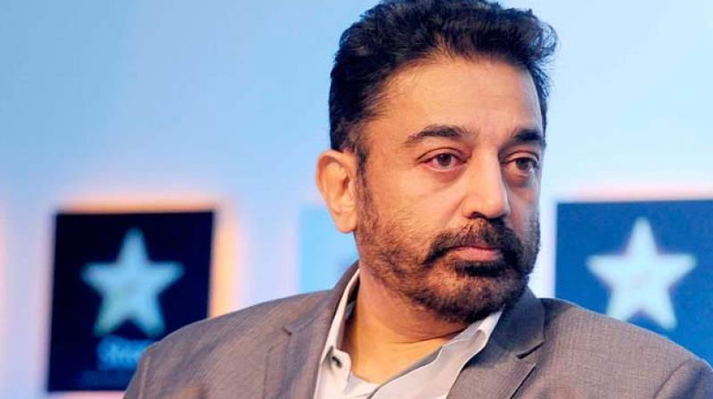 Image result for Owaisi supported the statement of Kamal Haasan