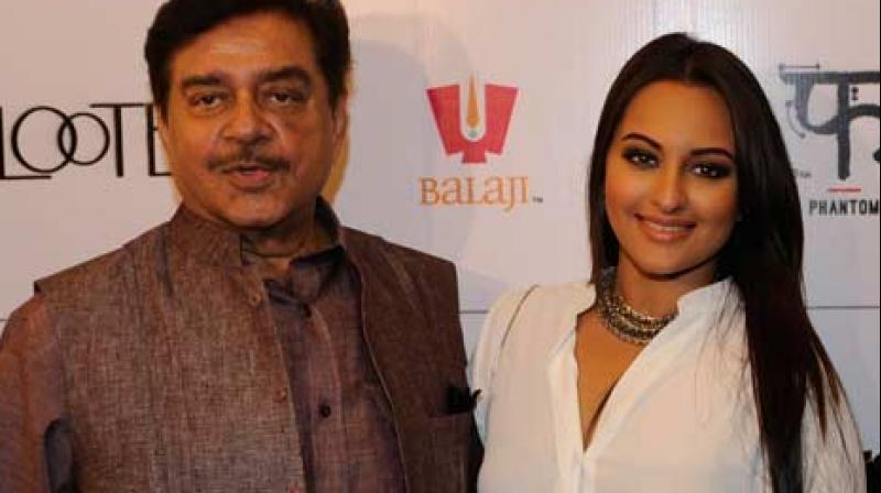 Sonakshi Sinha says her father Shatrughan should have quit BJP long back