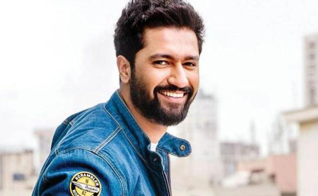 Vicky Kaushal reveals his first crush in Bollywood on Instagram