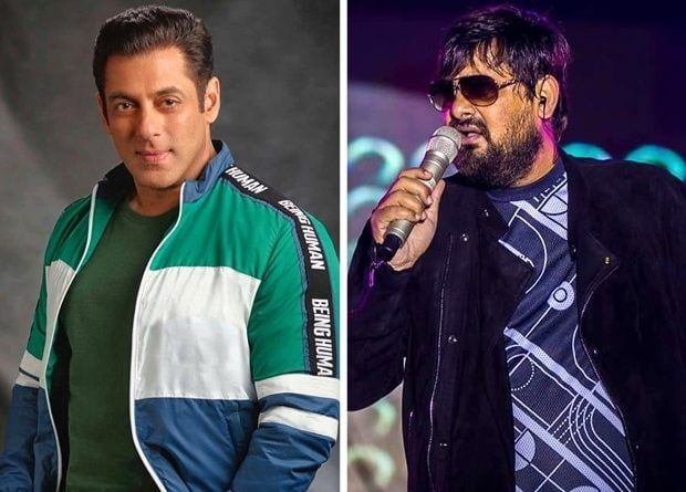 Salman Khan mourns for his close friend Wajid Khan