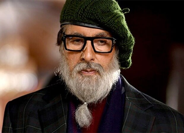 Amitabh Bachchan shares the release date of his upcoming movie Chehre