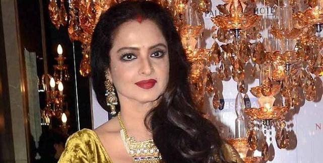 Yash Chopra taught me how to love: Rekha