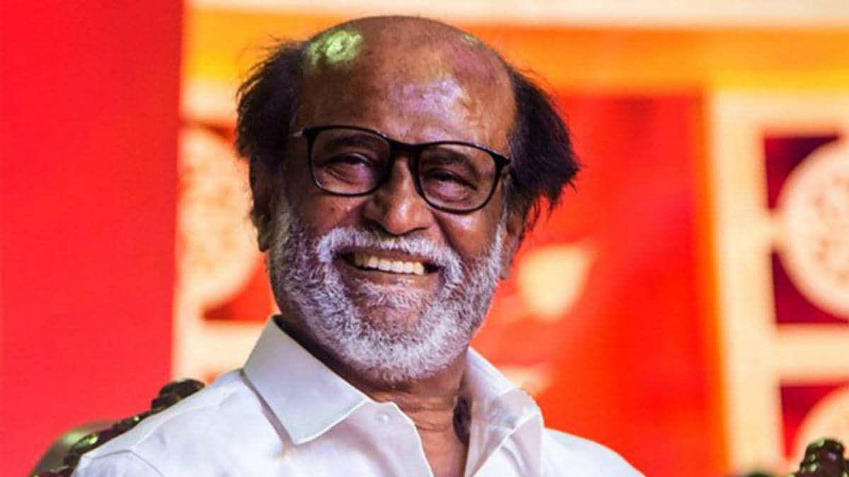 Rajinikanth gets his second jab of Covid-19 vaccine