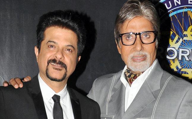 Ready to play Amitabh Bachchan