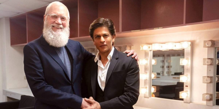 Shah Rukh Khan, David Letterman come together for Netflix special