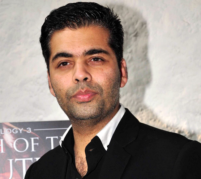 Karan Johar wraps up shooting of his short film series 'Love and Lust'