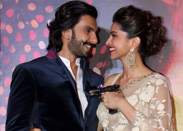 Ranveer Singh gets best actor filmfare awards 2015