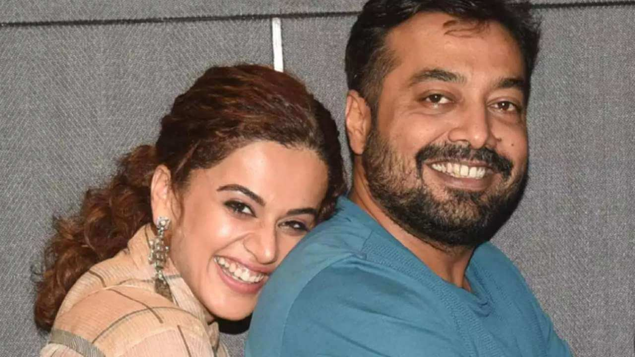 IT depart conduct searches on Anurag Kashyap and Taapsee Pannu, finds income discrepancy worth Rs 650 crore
