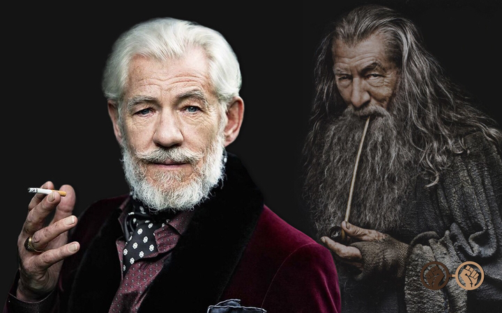 Sir Ian McKellen wishes to play Gandalf in