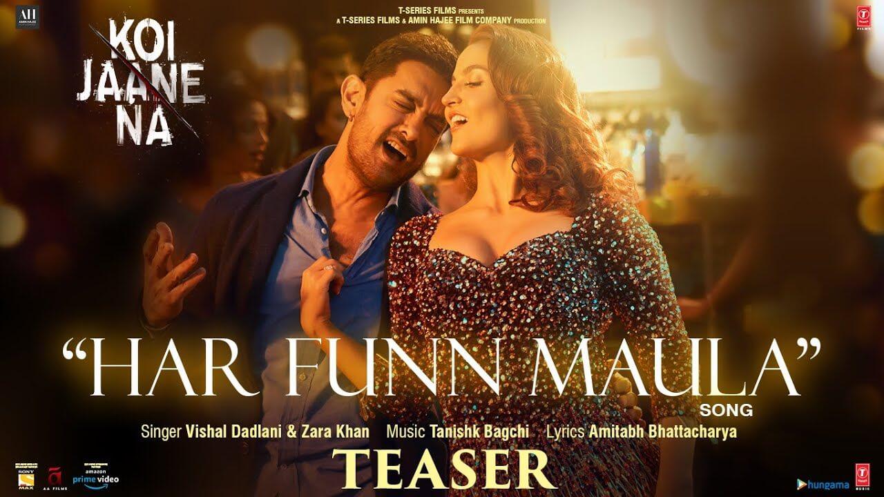Har Funn Maula teaser starring Aamir Khan, Elli AvrRam unveiled