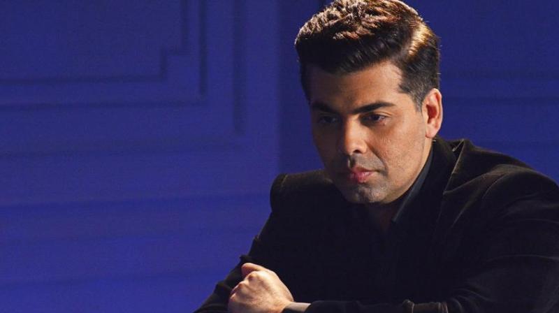 I am a big flop actor: Karan Johar
