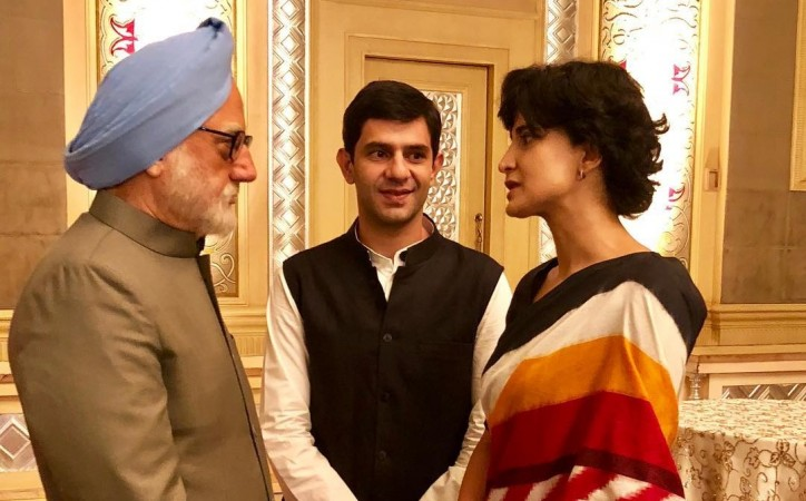 The Accidental Prime Minister film director arrested for Rs 34 crore GST fraud