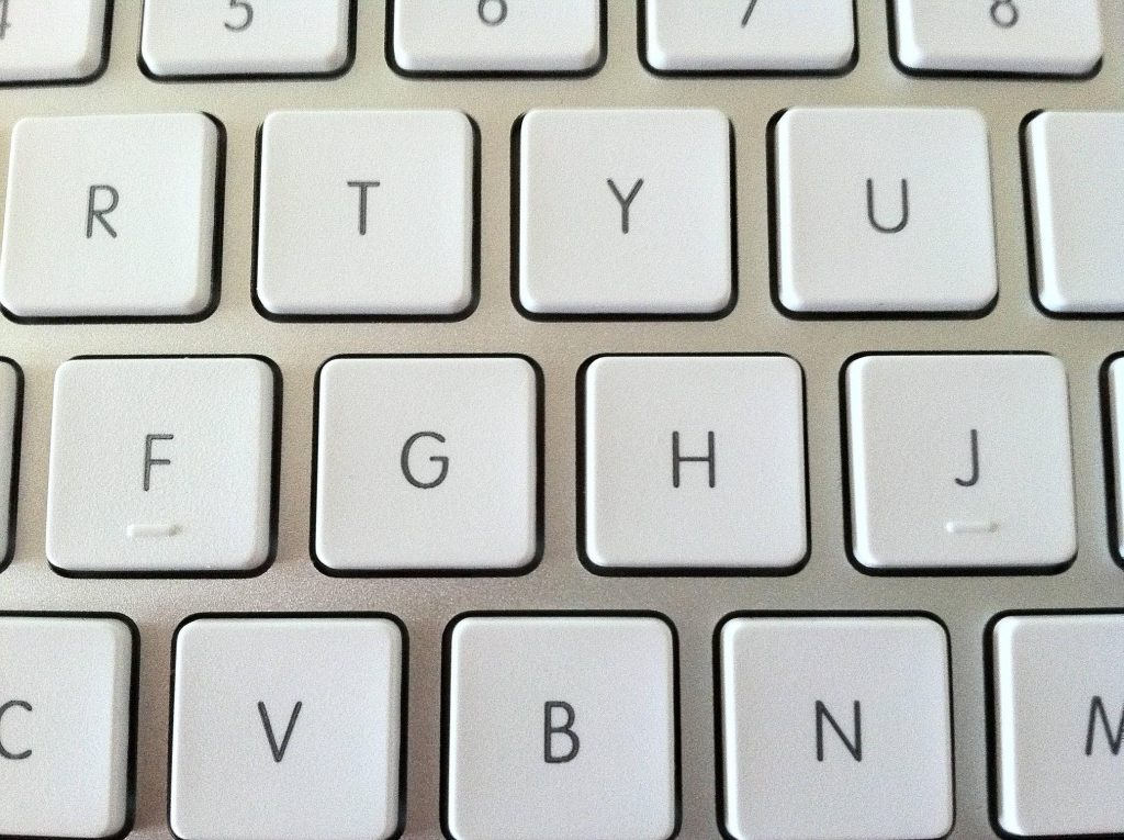 Double Keyboard Bumps , Are Meant To Be Used This Way ;