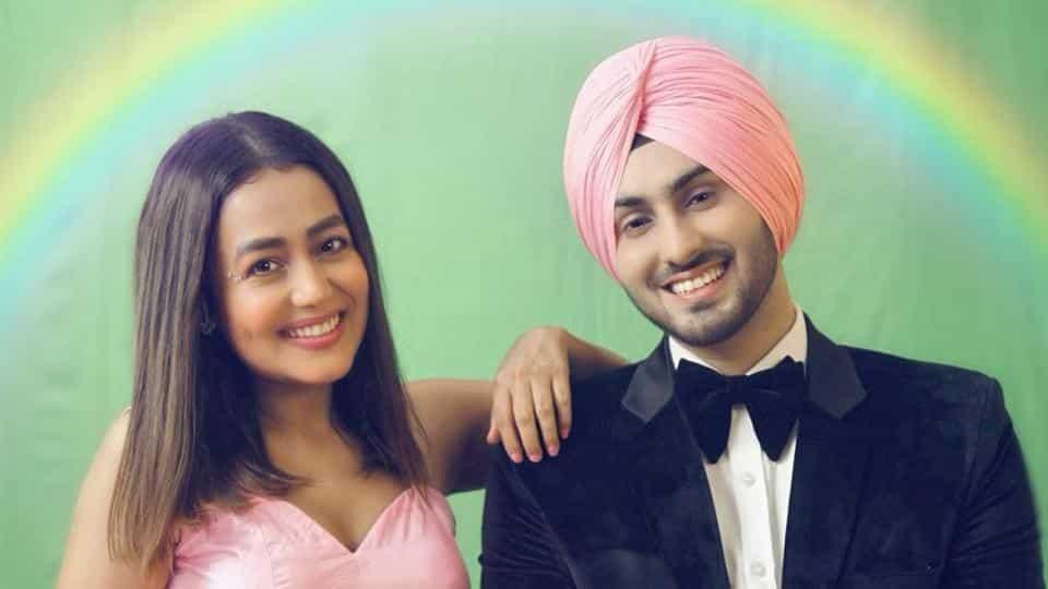 Singer Neha Kakkar teases pregnancy