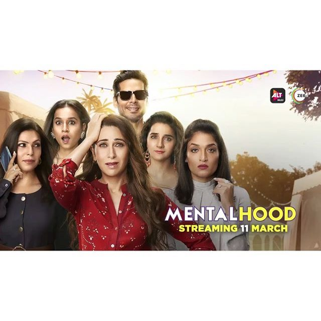 Mentalhood Trailer - Karishma Kapoor makes a comeback to acting with a web show