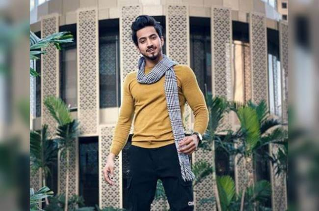 Complaint filed against TikTok star Faisal Shaikh aka Mr Faisu over violence against women in video