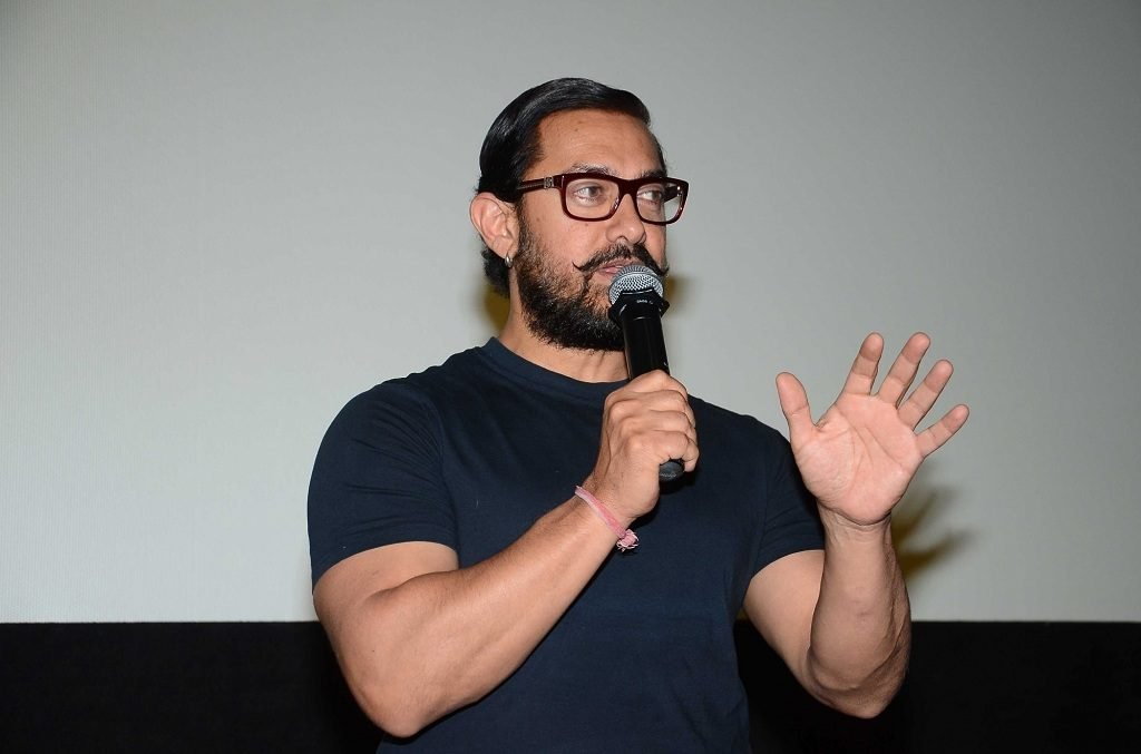 Aamir Khan makes Instagram debut on birthday