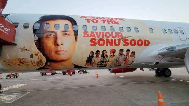 Sonu Sood features on domestic airlines, actor says