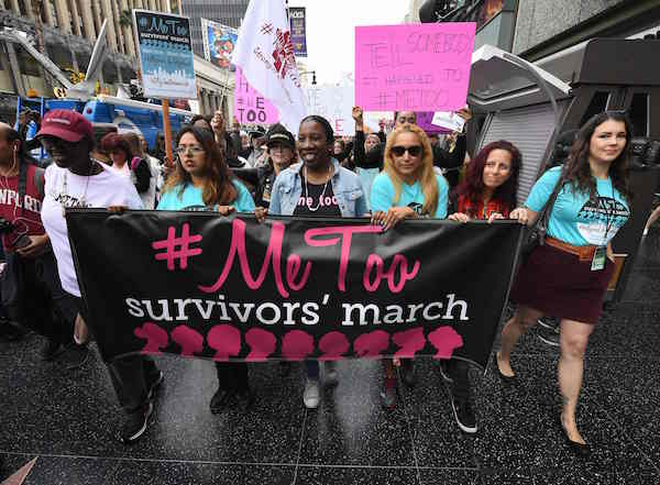 #MeToo throws new spotlight on International Women's Day