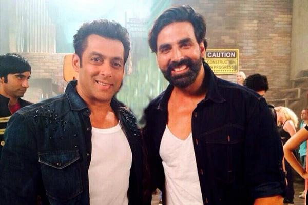 Akshay Kumar and Salman Khan are among world