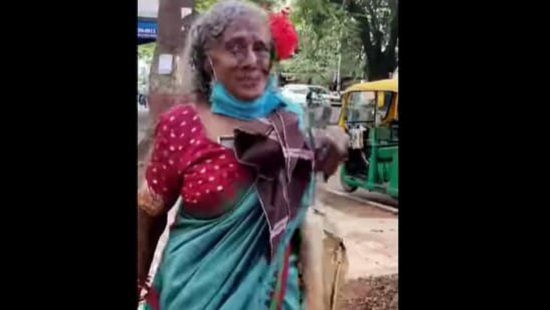 Woman shares video clip of ragpicker from Bengaluru speaking fluent English, wows netizens