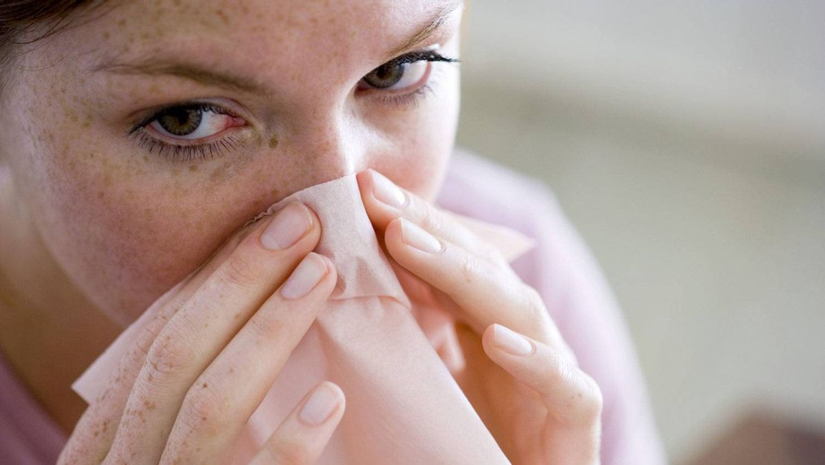 People may get pneumonia from picking their nose: study