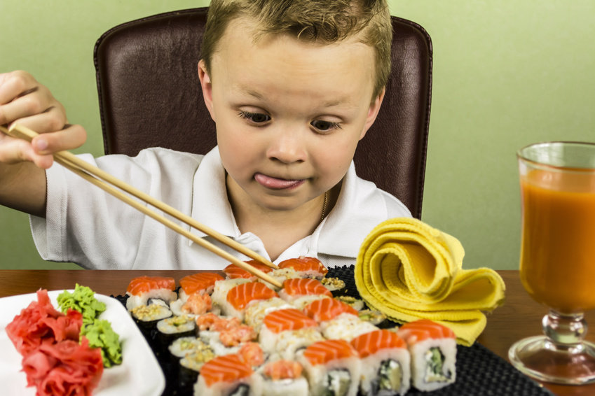 Eating fish weekly could boost your kids