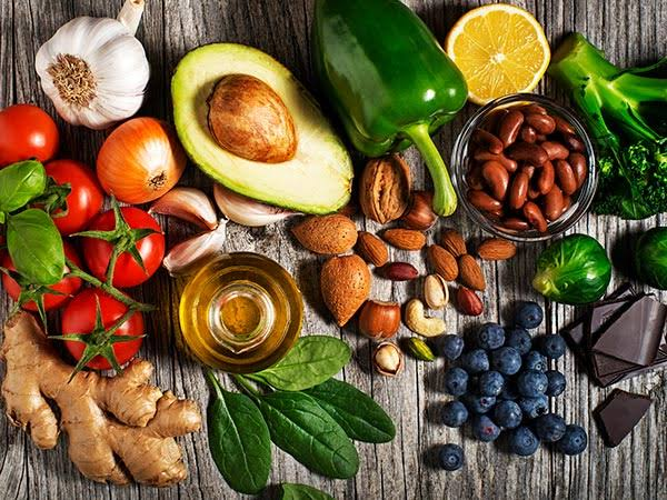Antioxidant foods can reduce health risk: Study