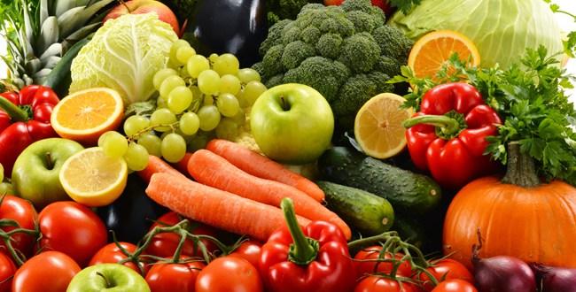 Fruits, Veggies can keep the kilos at bay