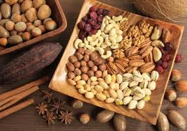 Eating nuts can lower body weight
