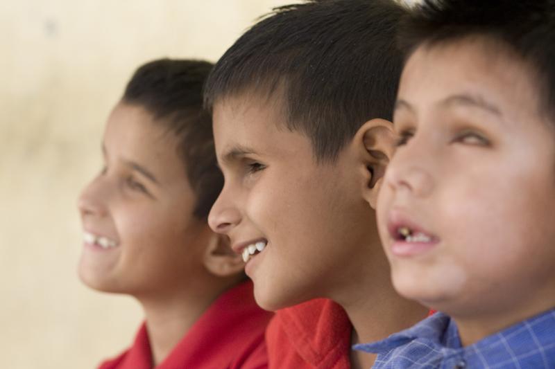 Gene study sheds light on causes of childhood sight loss