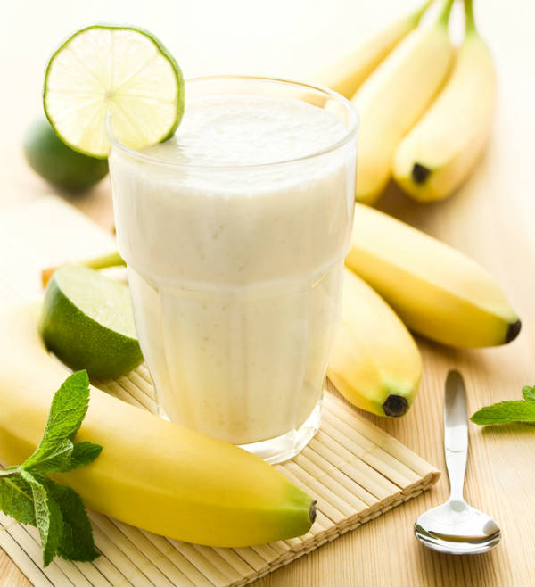 Fantastic Banana Drink That Will Burn Stomach Fat Immediately