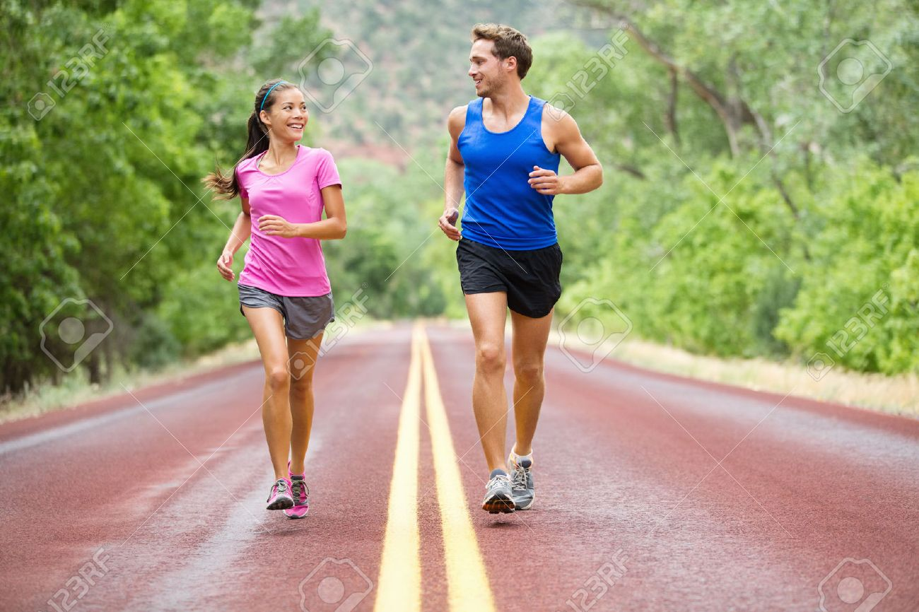 Running may help deal with stress: study
