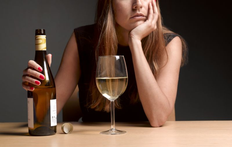 Alcohol use biggest risk factor for dementia:Study