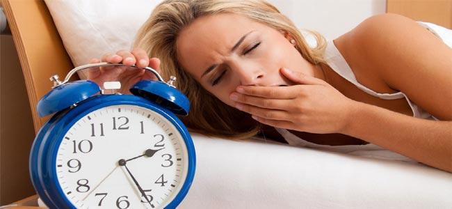 Lack of sleep ups risk of bone loss: study
