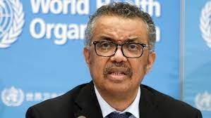 WHO Chief urges halt to booster shots until year-end
