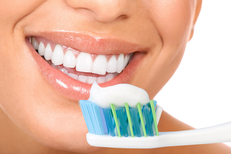 Brush your teeth twice a day to keep heart healthy