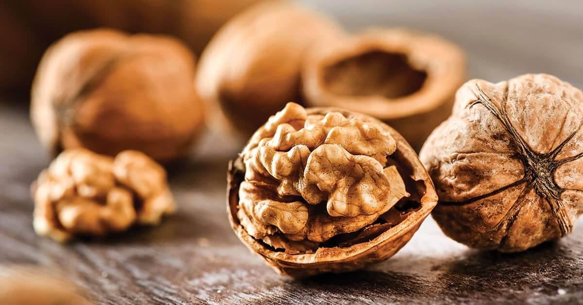 Regular intake of walnuts will diminish negative results of H. pylori infection: Study